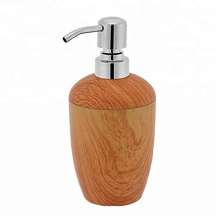 Bathroom Hotel Plastic Pet Empty Cosmetics Container 300ml Hair Oil Lotion Bottle Body Wash Foam Pump Bottle For Sale