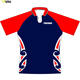 Rugby Shirt Plain Rugby Shirts Plain Sublimation Rugby Shirt Rugby Jersey Sets