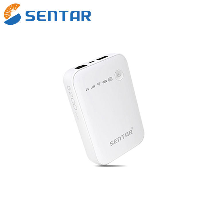 on the going 3g wifi hotspot router mini 3g wifi router with power bank 5200