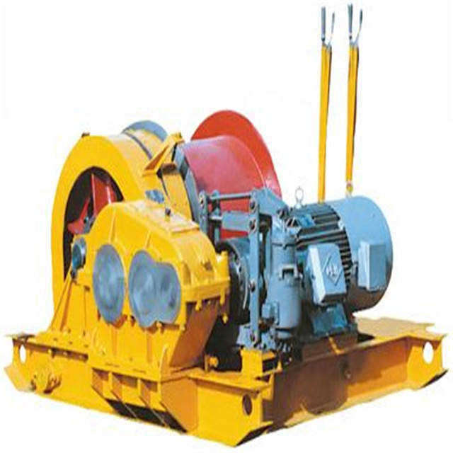 Mine Belt Bucket hoist