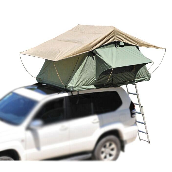 Cheapest 4*4 off road canvas camping folding trailer tent