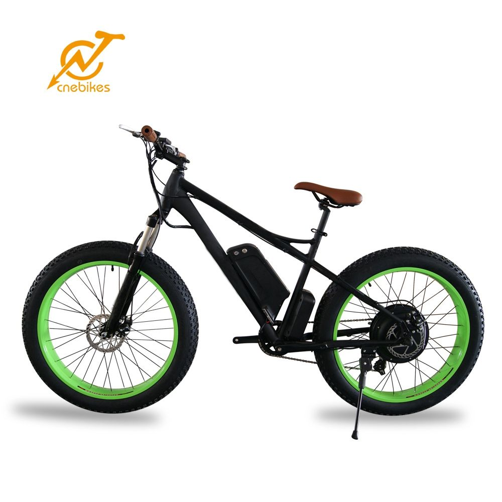 Quality Assurance 48v 500w cheap fat tire electric bike snow e-bicycle made in China
