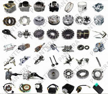 Chinese Engine Body Motorcycle Spare Parts