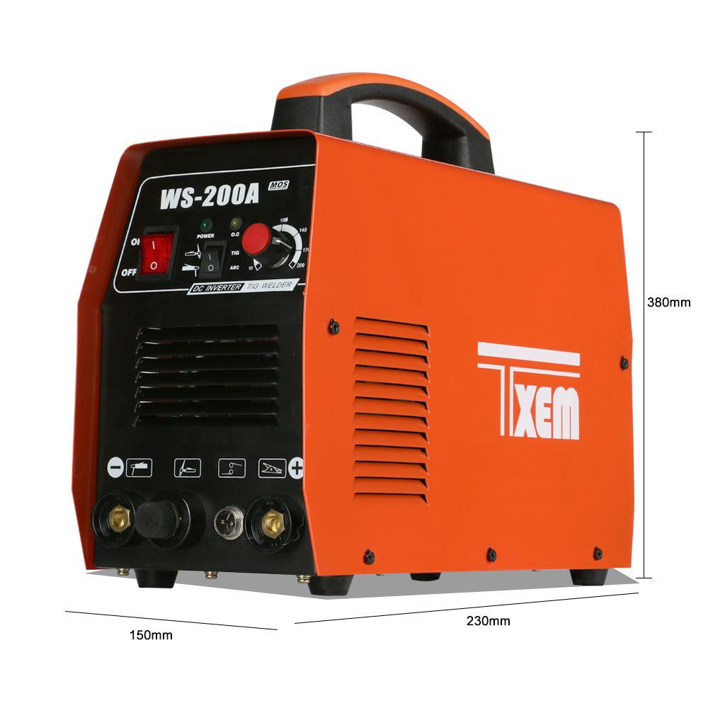 Inverter Dc Tig/mma Serisi Argon Ark Kaynakçı