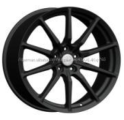 20x8,5, 20x9,5 Finish schwarz 4 stücke Replica Felgen Für Audi Volkswagen, schwarz rad Felgen, 5 loch alufelgen