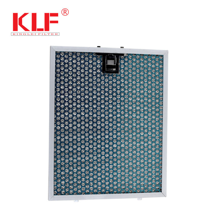 Stainless steel mesh kitchen grease extractor vent hood filter