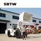 Coal mine use 3ton rated load Underground 1.5cbm 9500kg anti-explosion wheel loader / LHD