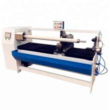 Single shaft automatic tape roll cutting cutter machine