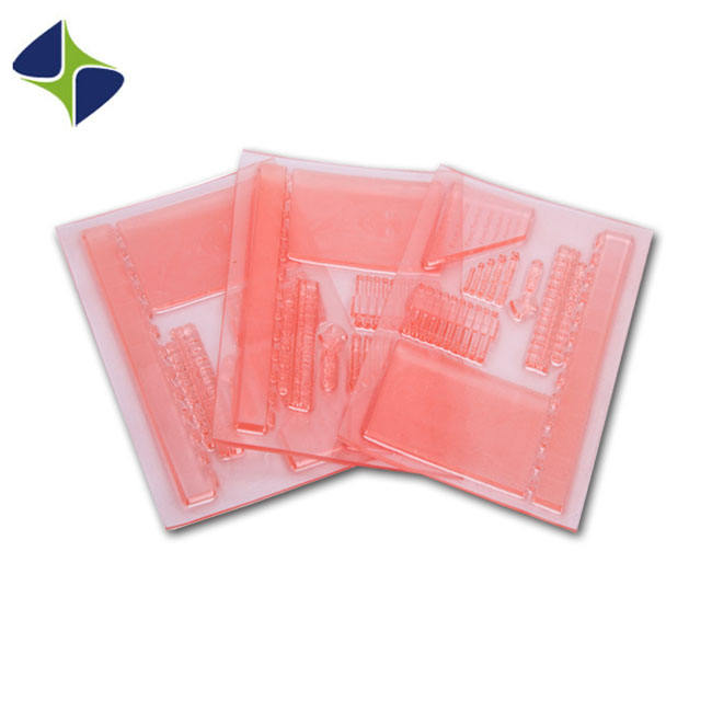 Different Thickness Photopolymer Flexo Plate Factory