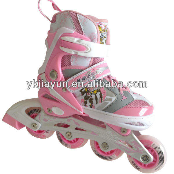 best sale environmental retractable skate shoes,flash super quality roller skate manufactory