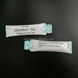 Coconut Oil Organic Oil Pulling Mouthwash