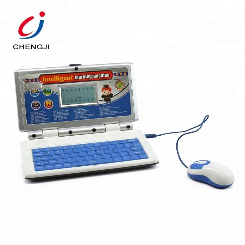 Educational intelligent computer learning laptop for kids