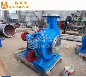 IH single impeller end suction water pump