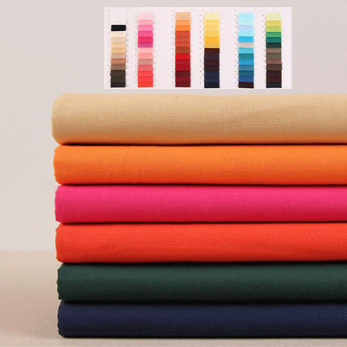 TC 65/35 fabric wholesale polyester fabric cheap cotton 100% T/C fabric