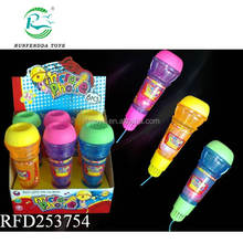 Interesting good quality plastic echo microphone toy