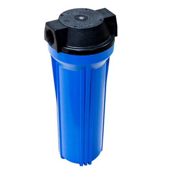 "Hoge Kwaliteit 5 ''/10""/20 ""Big Blue Cartridge Water Filter Behuizing"