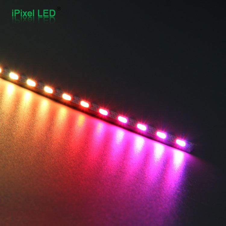 SK6812 Addressable Full Color SMD 4020 60 Pixel Side Emitting LED Edge Strip Bar