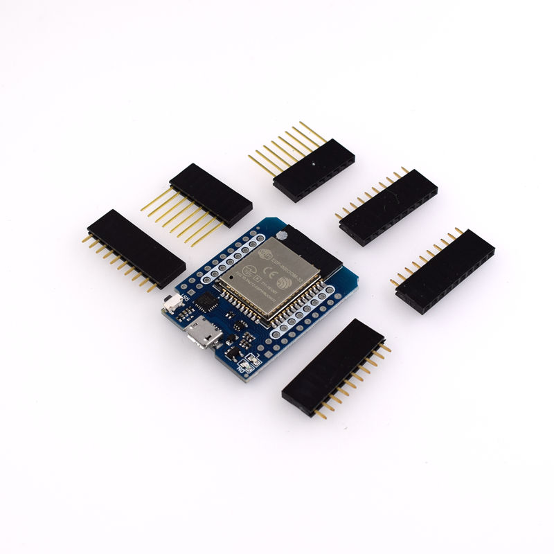 Mini Kit ESP32 Modul Papan Pengembangan ESP32 Papan Pengembangan Wifi Nirkabel Bluetooth 2 In 1 Dual-Core CPU