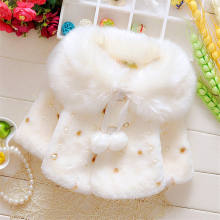 Winter new design hot selling facy cute baby winter clothes / winter warm coat/ kids winter coat