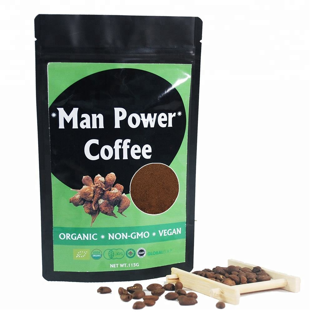 Man Power Sexual Maca Tongkat Ali Ginseng Coffee