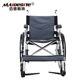 New fashion style lightweight aluminium alloy handicapped manual wheelchair