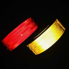 ECE104 Reflective conspicuity marking tapes Custom Road Safety Reflector for Truck