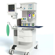 hospital equipment operatoon room anesthesia machine with ventilator price