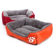 Soft Warm Waterproof Wholesale Luxury Pet Dog Bed