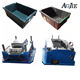 Bottle Mould Precise Processing Bottle Crate Plastic Injection Mould Maker