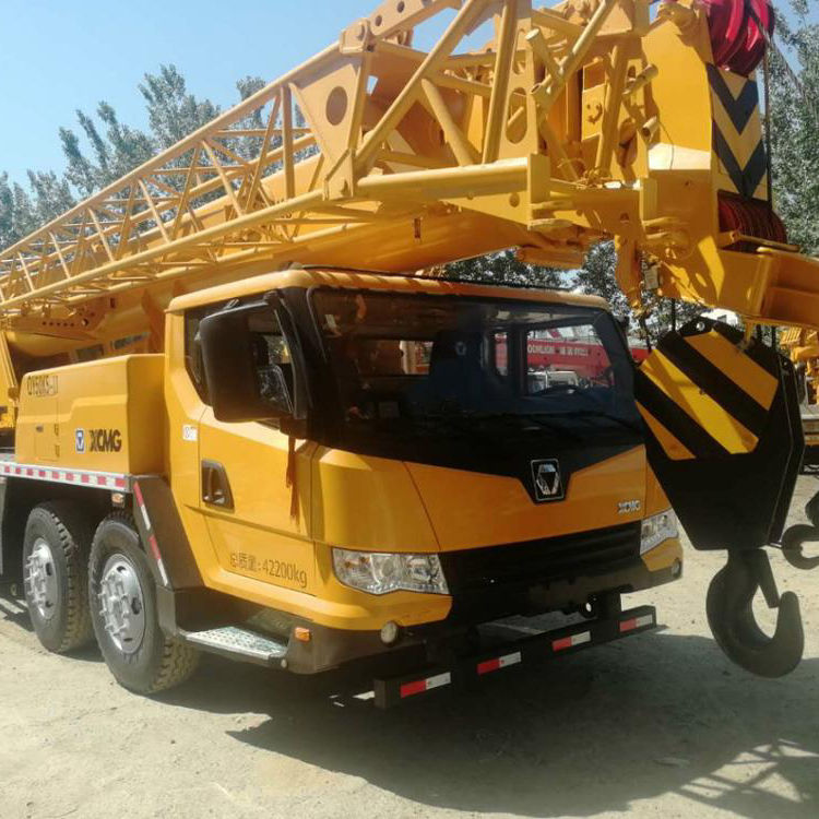Japan/China Original Used 50 Ton Crane For Sale Used Truck Crane QY50K For XCMG