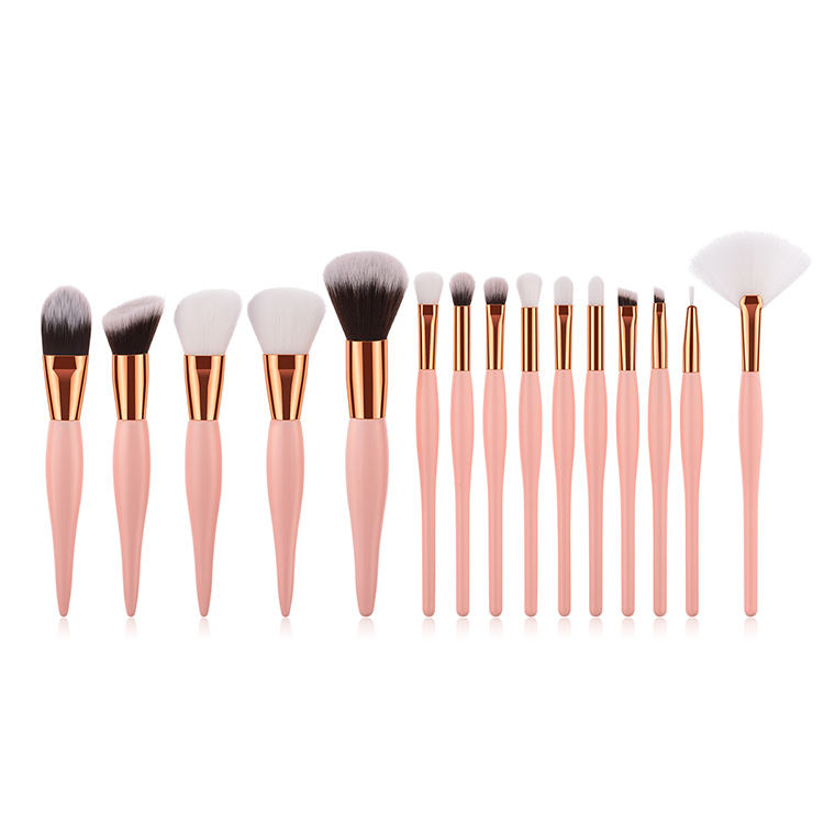 Maquiagem Importada Atacado Cosmetische Eye Brush Set Make Up Kabuki Brush Set Professionele