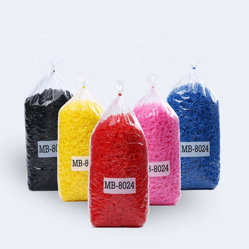 4024 Elastic rubber bands made in china