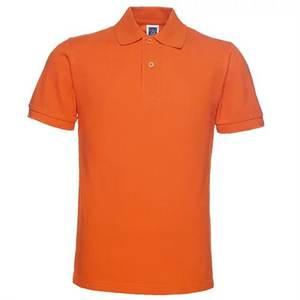 Men's Long-sleeved Polo Shirt, Made of 100% Cotton, Available in Different Sizes