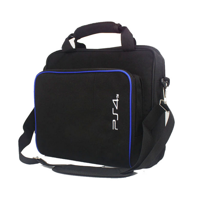 New Arrival Hot Sales Ps4 Game Console Box Carry Bag Multifunctional Travel Carry Case ps4