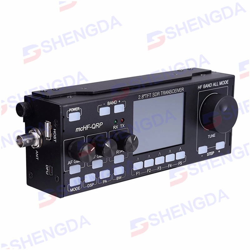 13.8V 10A power,0.5-30MHz 1-20w HF SSB CW amateur radio transceiver HAM