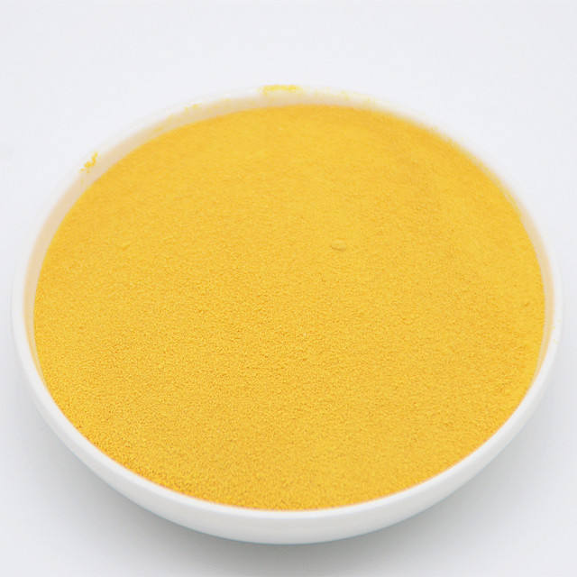 White Or Yellow Colored PAC Polymer Aluminium Chloride Powder