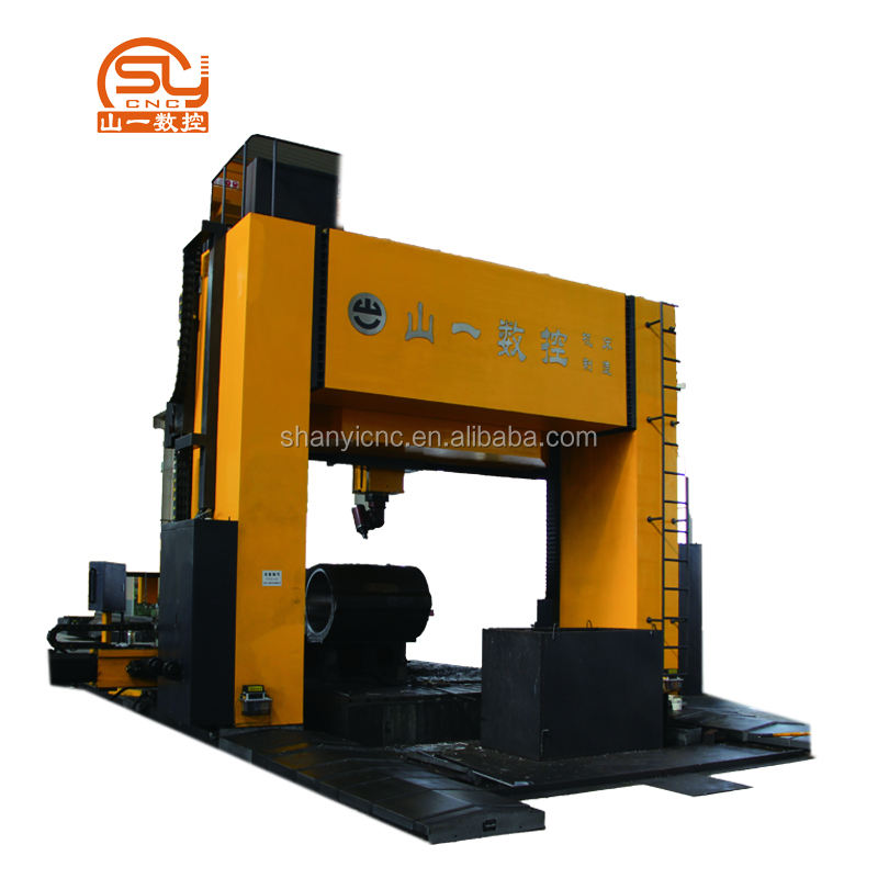 XK2915/5 high speed jinan manufacture cnc cylinder boring and milling machine for price