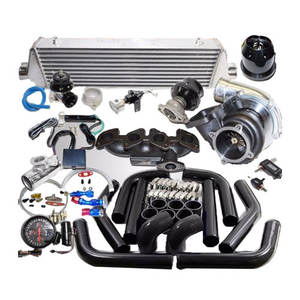 GT35 Turbo Kit cho 87-92 VW Jetta/Golf GLI 16-Van 2.0L 1984CC T3 phổ turbo kit