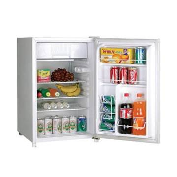 68L Hot Sale Home or Hotel Small Size Counter Display Fridge Countertop Mini Bar a Refrigerator With CE CB