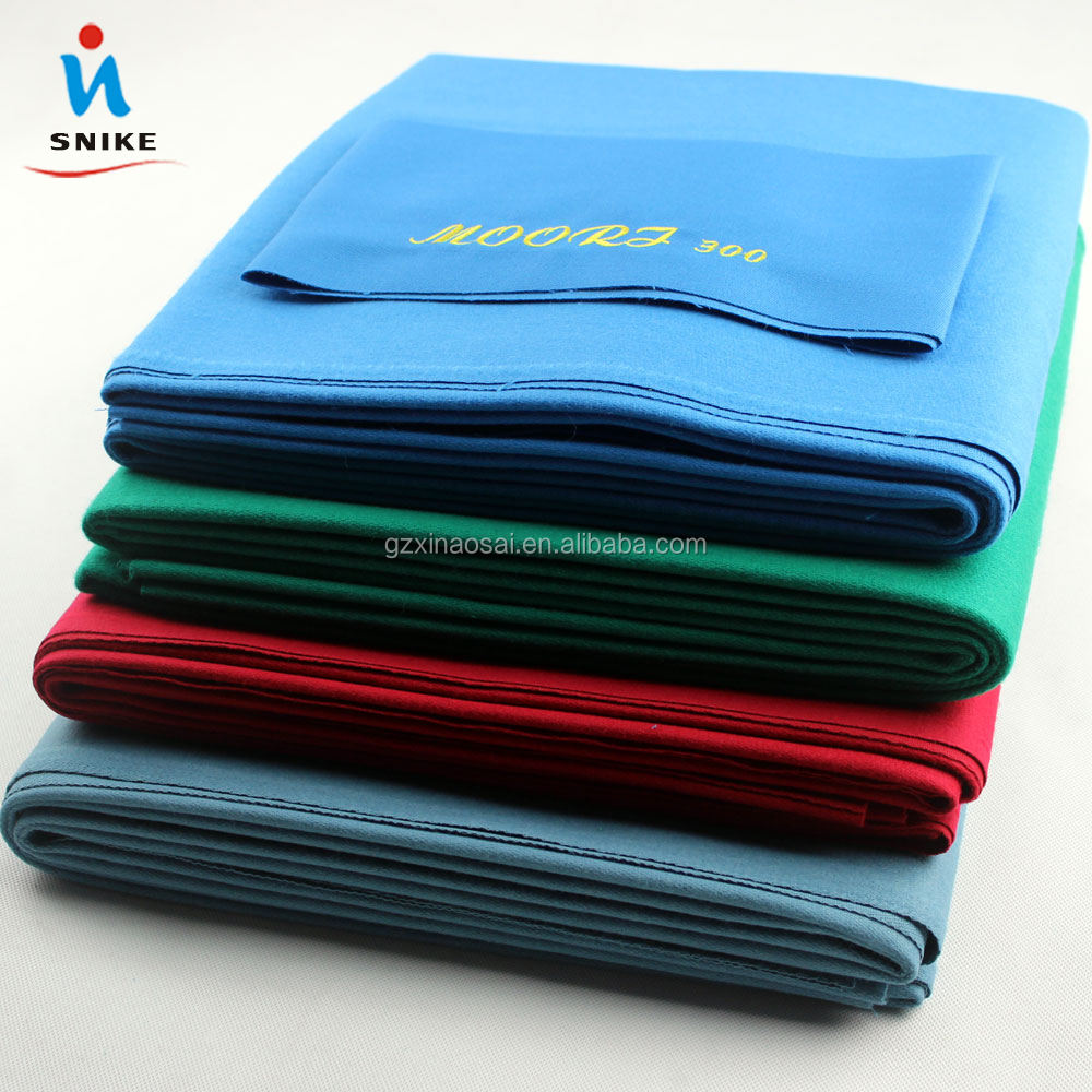 High Speed Durable Cloth Moori Series Pool Cloth