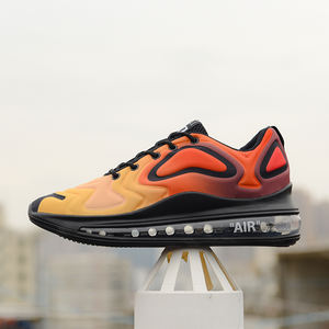 Hot - selling design of air cushion in the palm of the Monkey King new runway shoes walking shoes men