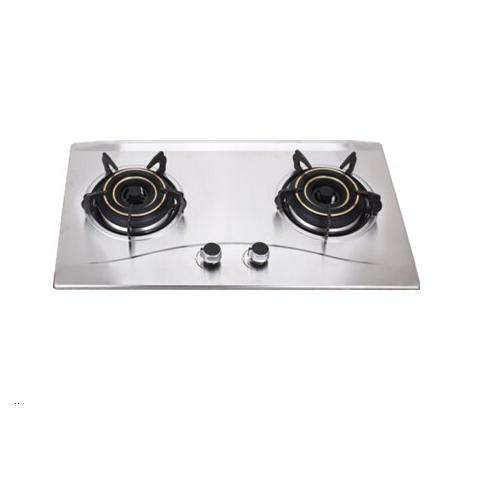2 burner Built-in Tempered Glass Gas hob /gas cooker/lpg gas stove
