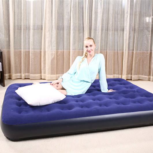 ASF provide different types inflatable single air mattress