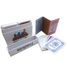 Oem Card Game Packaging Game Card Set