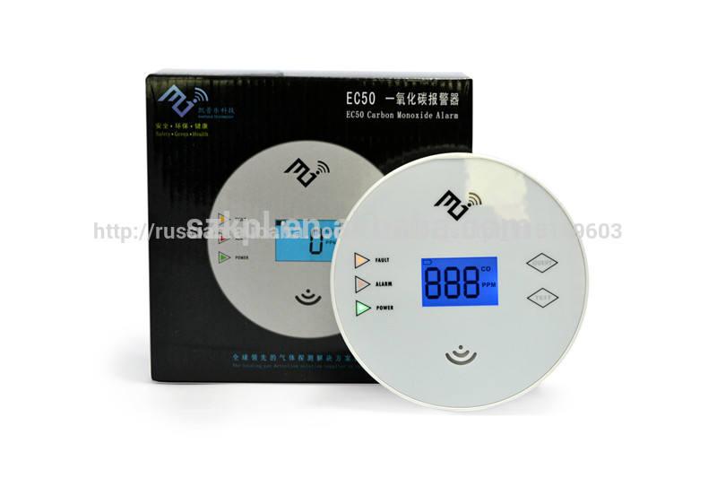 высокая безопасность часто используемым детектор угарного газа en50291