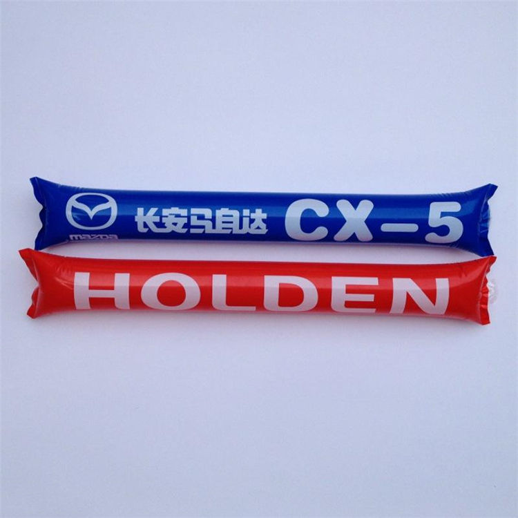 10 Inflatable Celebratory Cheering Sticks Football Clapper Sports Event Supplies
