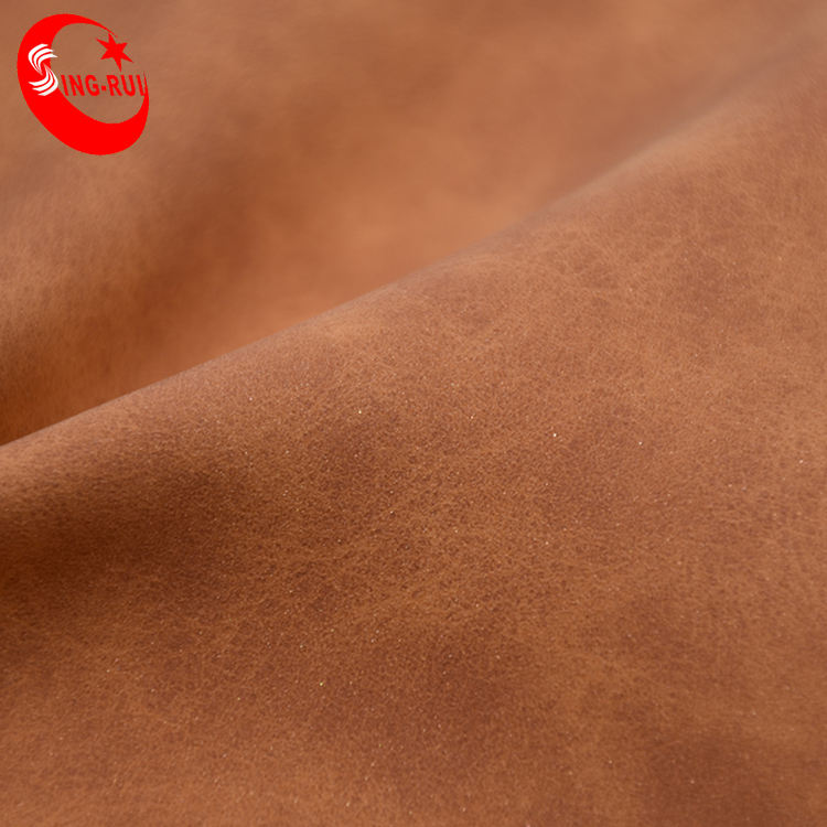1 METER x 55 cm panel BROWN faux LEATHER reclaimed upholstery fabric snake look
