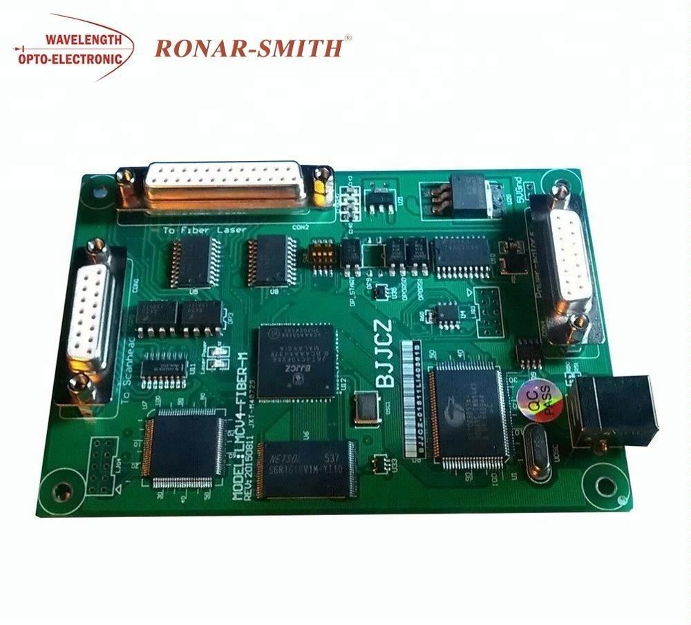 Fiber Laser Control Board/Card For Laser Marking/Engraving with Ezcad  Simplified Version