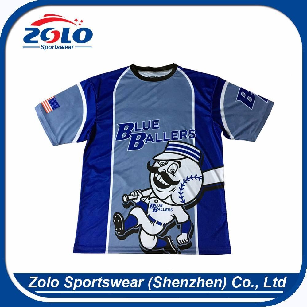 <span class=keywords><strong>Facile</strong></span> à utiliser de haute qualité personnalisé baseball jersey