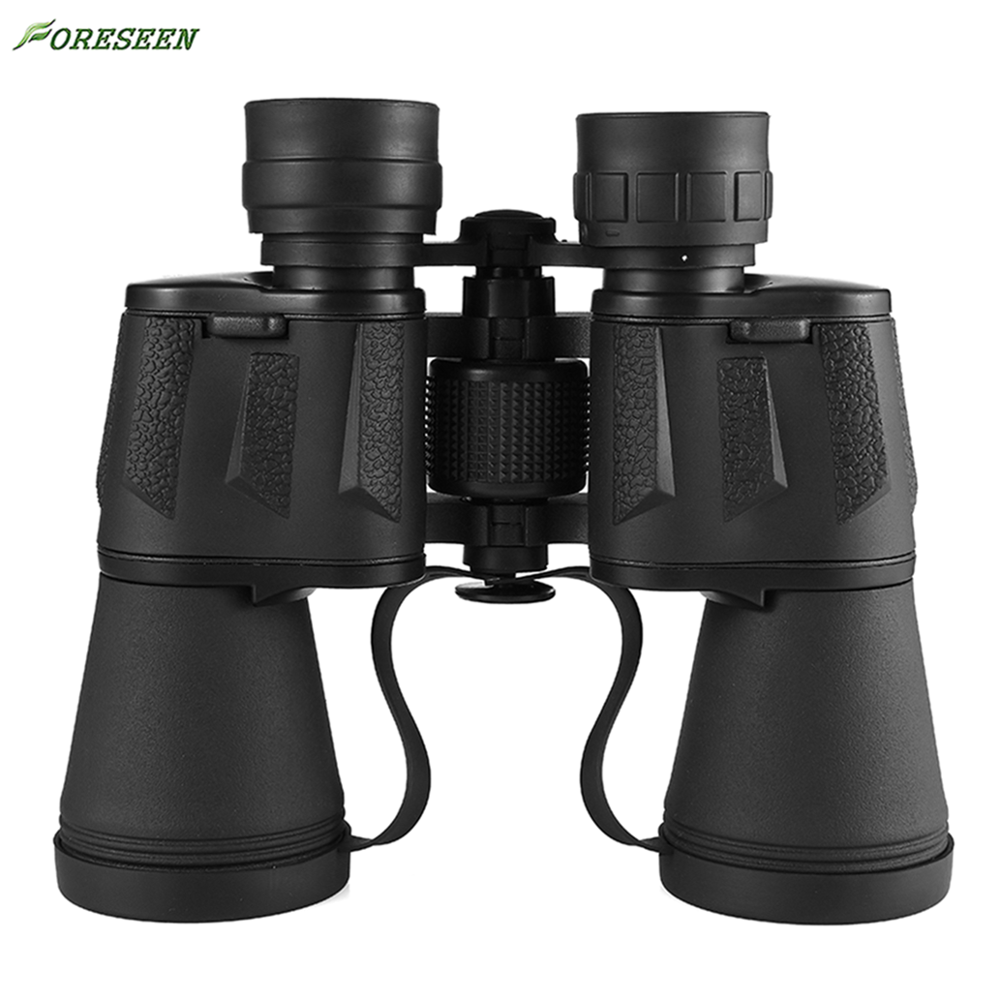 FORESEEN manufacturer Military binoculars 10X50 army marine telescope with high resolution compass